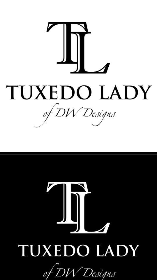 tuxedo lady