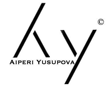 Aiperi Yusupova Logo