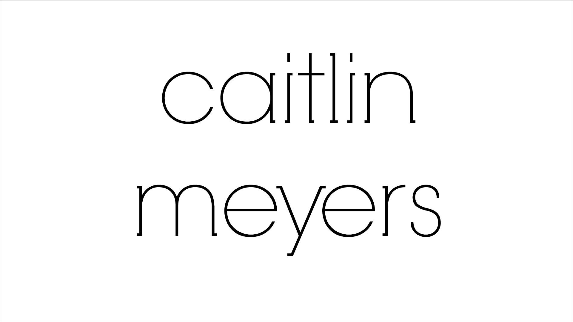 caitlin meyers logo