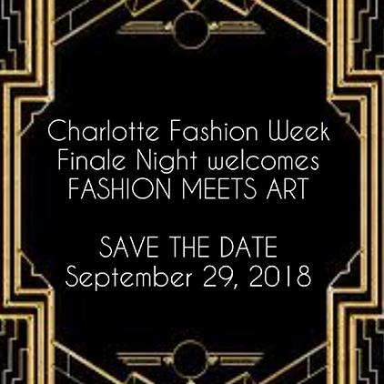Charlotte Fashion Week Volunteer